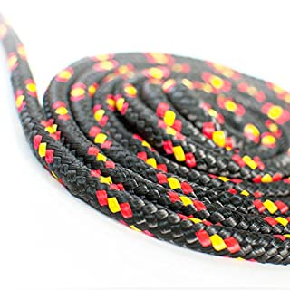 20m black polypropylene rope poly cord 5mm