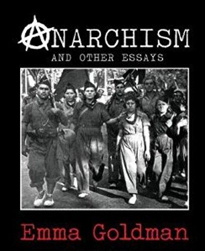 Anarchism and other essays amazon co uk emma goldman