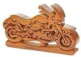 Sport Motorrad 3D Puzzle Geschenk für Männer & Frauen Biker