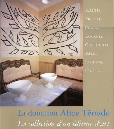 La donation Alice Tériade : La collection d'un éditeur d'art