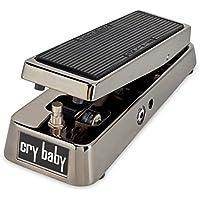 Jim Dunlop GCB de 95SC Crybaby Original Smoke Chrome