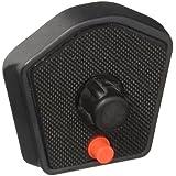 Manfrotto 785PL - Zapata rápida para cámaras compactas (compatible con trípodes Modo 785), color negro