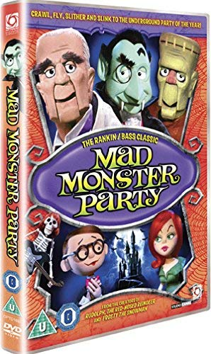 Mad Monster Party [UK Import] -