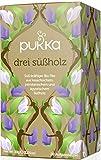 Drei Süßholz PUKKA Bio 4 Pkg. à 20 Teebeutel