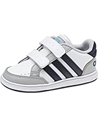 Adidas lite Racer INF, Zapatos (1-10 Meses) Unisex Bebé, Negro (Negbas/Azusol/Gris), 25 EU