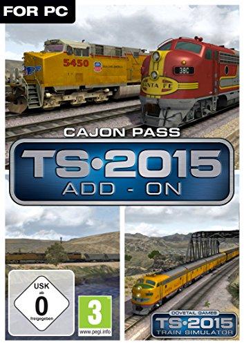 Train Simulator 2015 Cajon Pass