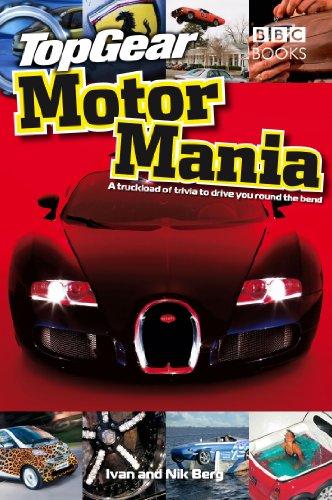 Top Gear: Motor Mania (TopGear) (English Edition)