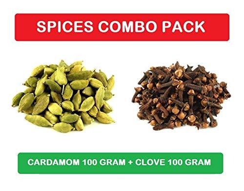 Nobility Paquete combinado de especias de la India - Cardamom and Clov