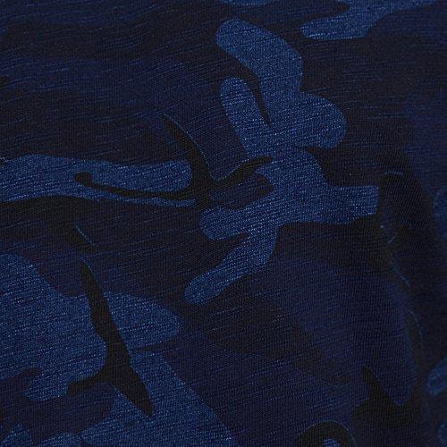 SUIT Herren T-Shirt Blau (Indigo Blue 2399)