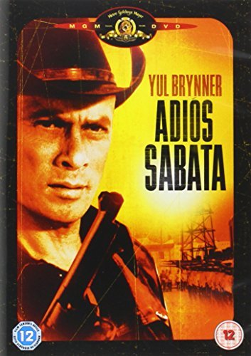Adios Sabata [DVD] by Yul Brynner