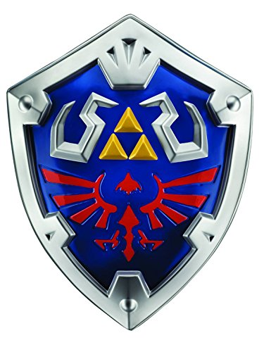 The Legend of Zelda / link shield replica Role Play (Kunststoff)