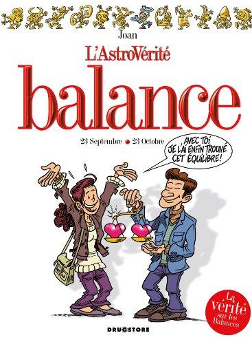 Balance (L'astrovérité t. 1)