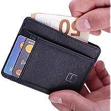 aspetto dettagliato 3550b ac4e1 Amazon.it: volterman smart wallet
