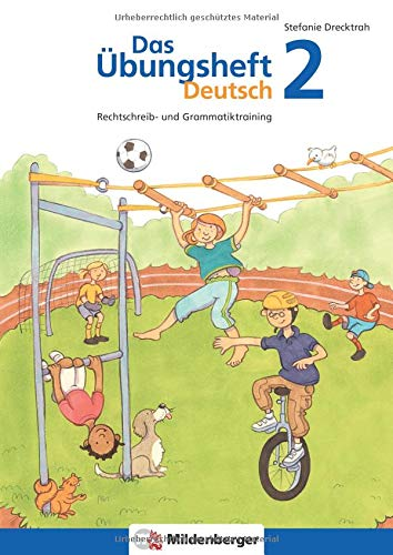 Das Übungsheft Deutsch / Das Übungsheft Deutsch 2:, gebraucht gebraucht kaufen  Wird an jeden Ort in Deutschland