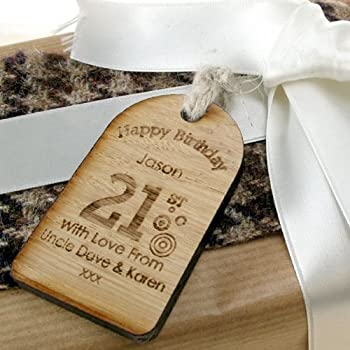 21st Birthday Gifts For Him Personalised Gift Ideas Unusual