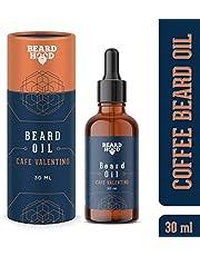 BeardHood Caf Valentino Beard Oil 30ml