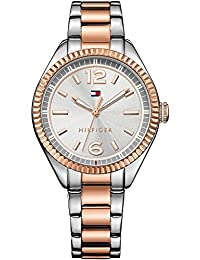 Tommy Hilfiger Analog Multi-Colour Dial Women's Watch - NATH1781148