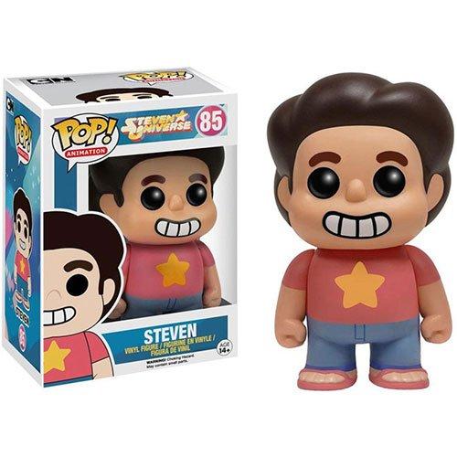 Funko - Steven Universe Pop! Animation Figura In Vinile Steven 9 Cm