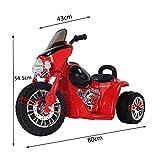 Homcom Kindermotorrad Dreirad - 7