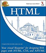 Html: Your visual blueprint for designing Web pages with HTML, CSS, and XHTML