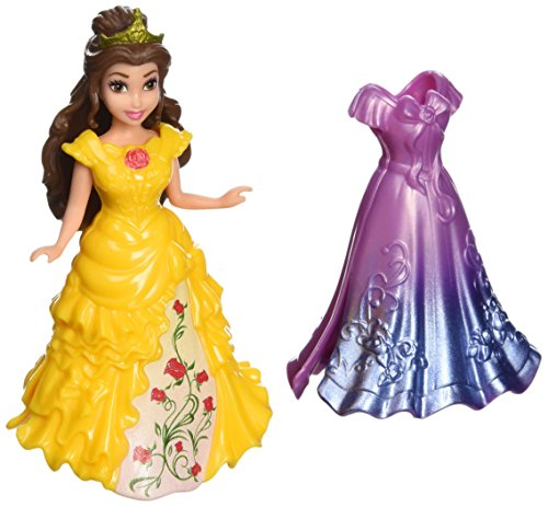 Disney Princess - Principesse Small Doll con Abito Belle
