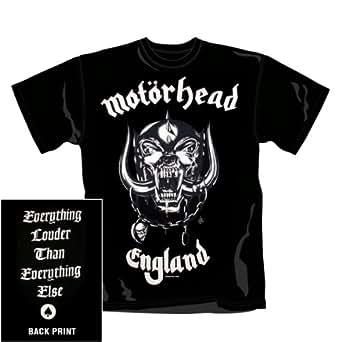 Motorhead England Official Mens T Shirt (XXL)
