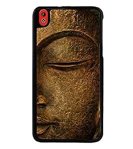 Printvisa Ultra Buddha 2D Hard Polycarbonate Designer Back Case Cover for HTC Desire 816 :: H...