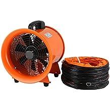 Autovictoria Ventiladores La Industria 300mm 0.7HP 2295 CFM Utility Blower 3300 RPM Ventilador del Ventilador de la Utilidad de la alta Velocidad Ventilador ...