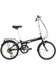 "Vilano 6 Speed Avanti Folding 20"" Bike"