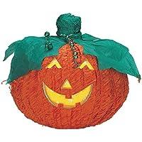 Amscan–Jack O Lanterna a forma di zucca Halloween Party Pignatta