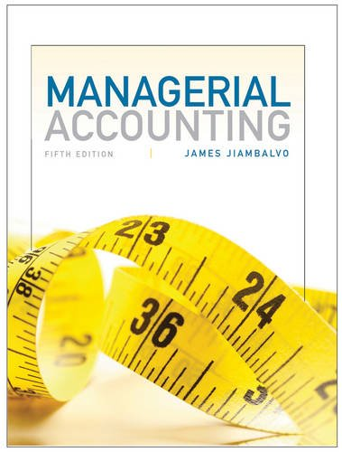 PDF Managerial Accounting Full Book by James Jiambalvo - kio987gde2f464a