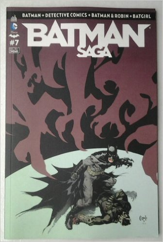 Batman Saga n°7