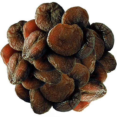 Aprikosen getrocknet ohne Zuckerzusatz 1 kg Sparpack - Trockenfrüchte soft, ungeschwefelt - Für Müsli, Joghurt, Quark oder zum Backen - Bremer Gewürzhandel