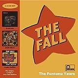 The Fontana Years (6cd Box)