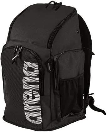 Arena Borsa Backpack 45, Unisex Adulto, Team Black, Taglia unica