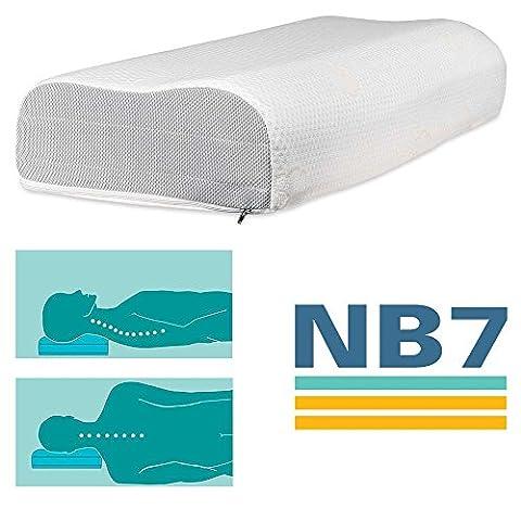 Nackenstützkissen Dormabell Cervical NB7 + GRATIS Tragetasche