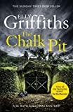 The Chalk Pit by Elly Griffiths front cover
