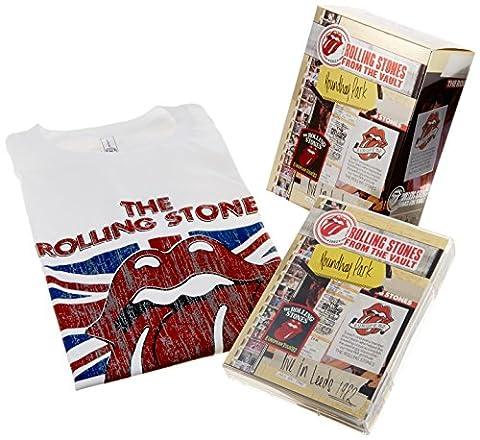 ROLLING STONES - LIVE IN LEEDS '82-DVD+CD-
