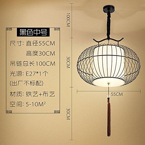 ybfq-led-il-nuovo-cinese-semplificato-lampadari-nero-semilucido-550300mm