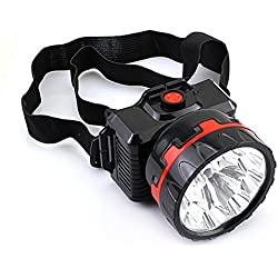 Onlite 5-Watt Rechargeable LED Head Lamp (Black)