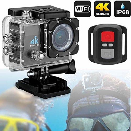 Pro CAM 4K Sport Action Wifi DV Camera Ultra HD 16MP Unterwasser-Videokamera 30MT Mini Digitaler CAMCORDER