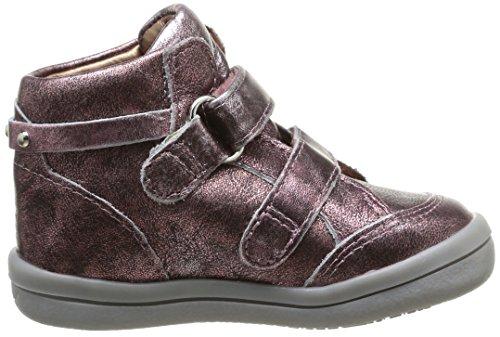 Noël Mini Orty, Chaussures premiers pas bébé fille Rose (77)