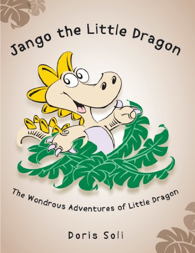 gon: The Wondrous Adventures of Little Dragon (Jango Kinder)