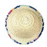DingLong Hut für 18 Inch Amerikanische Puppe - Niedlichen Kleidung Strohhut - Süße Mädchen...