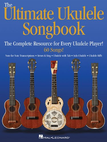 The Ultimate Ukulele Songbook
