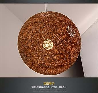 Ty947-Testa singola piccoli lampadari a personalizzare il villaggio creativo lampadario in ferro lampadari creative lampade a soffitto lampade retrò diametro (logistica 80cm)