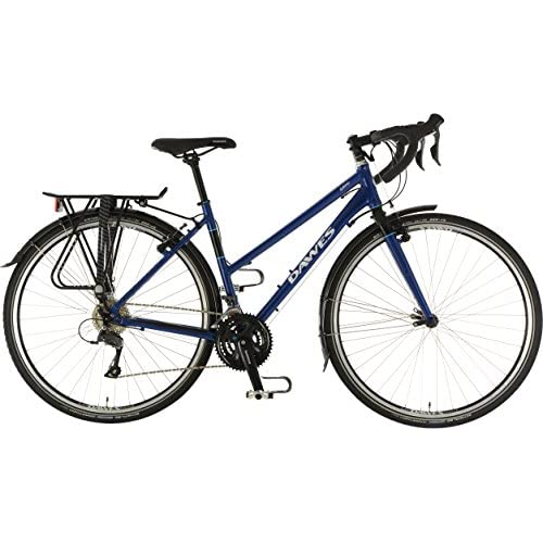 51mh174szFL. SS500  - Dawes Galaxy Low Step 43cm Adventure/Touring Bike 2018