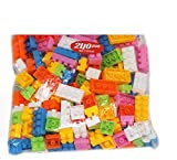 VWH 240pcs Farbe Baustein Spielzeug für Kinder DIY Tier und Blumen