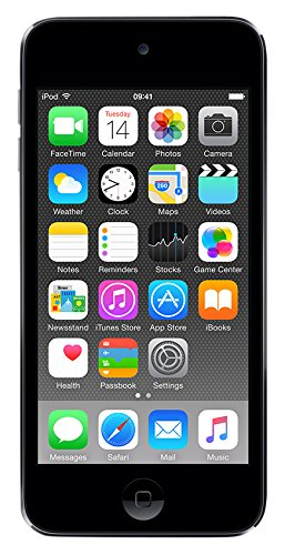 Apple MKJ02BT/A iPod touch - 6th generation - digital player - iOS 8 - flash 32 GB - display: 4 in - space grey - (iPods > iPod)