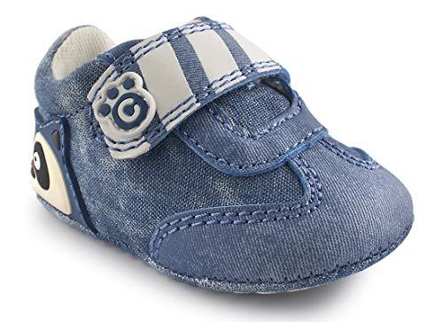 Cartoonimals Babyschuhe Mädchen Jungen Neugeborene Weiche Rutschsicheren Baby Kinder Schuhe Boots Raccoon Denim 19